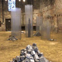 """Een expo die nooit zal opengaan: """"Ruins"""" van Jonas Vansteenkiste"""