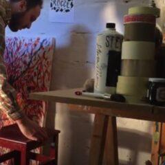 Kunstenaars in quarantaine (#19): Steven Antonio Manes