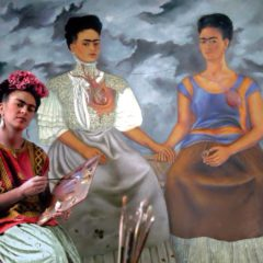 Focus op een meesterwerk: 'Las dos Fridas' van Frida Kahlo