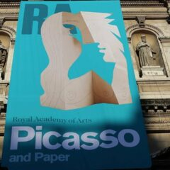 'Picasso and Paper' in het Royal Academy, een virtuele rondleiding