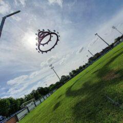 'The message is light', Tom Herck brengt een boodschap van hoop met zijn mobiele installatie in Sint-Truiden
