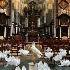 Honoré d'O viert de ontvankelijkheid met overweldigende expo in Gent