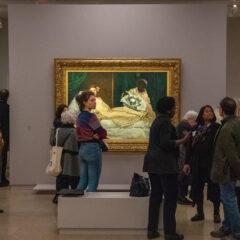 Zwarte modellen doorheen de schilderkunst, van Géricault tot Matisse