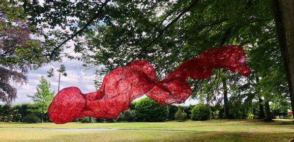 Kunstparcours 'Alle Rechte Lijnen Zijn Gebogen' in Ronse – Expoflits #7
