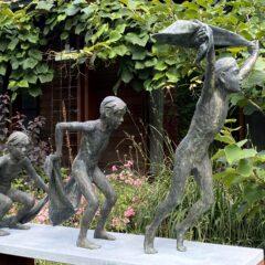 De natuur omarmt de kunst bij Nanda – Expoflits #15