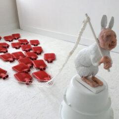 Els Ceulemans: harde kunst met een knipoog – Expoflits #08