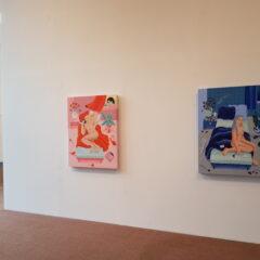 'Binnenskamers', een stukje biënnale van de schilderkunst in Mudel, Deinze – Expoflits #19