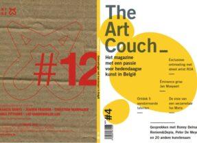 Reserveer nu jouw advertentie in #6 van TheArtCouch Magazine