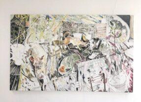 Hoogtepunten uit een stukje biënnale van de schilderkunst in Museum Dhondt-Dhaenen, expoflits #32