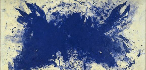 Yves Klein: veel meer dan alleen maar blauw