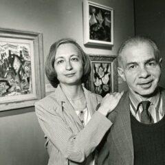 Grote kunstcollecties (#9): de onwaarschijnlijke collectie van Herb en Dorothy Vogel